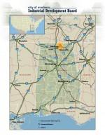 Transportation Distance Map